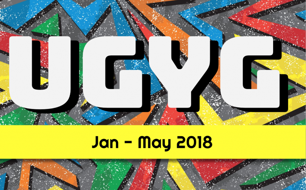 UGYG: UpGrAde Your GrAdes Program, Spring 2018