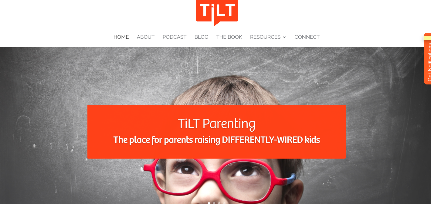 TILT Parenting Podcast, Debbie Reber
