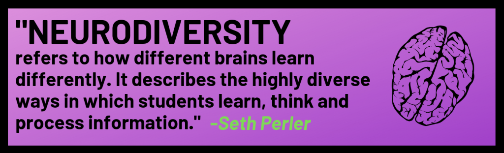 What is NEURODIVERSITY?
