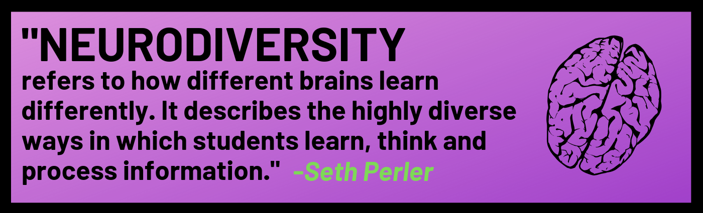 Neurodiversity And Differentiation >> What Is Neurodiversity Seth Perler Executive Function Coach